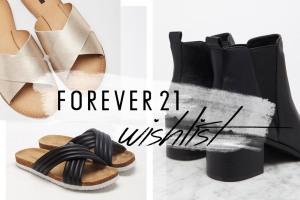 forever21 cover wishlist
