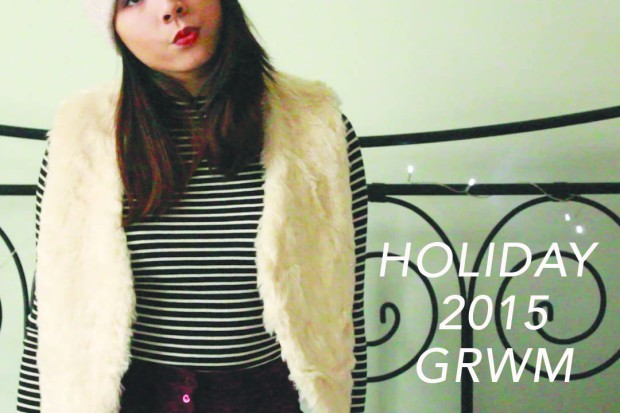 HOLIDAY2015GRWM