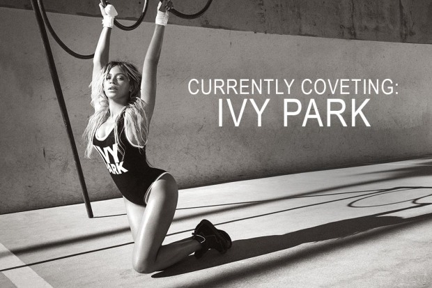 coveting ivy park