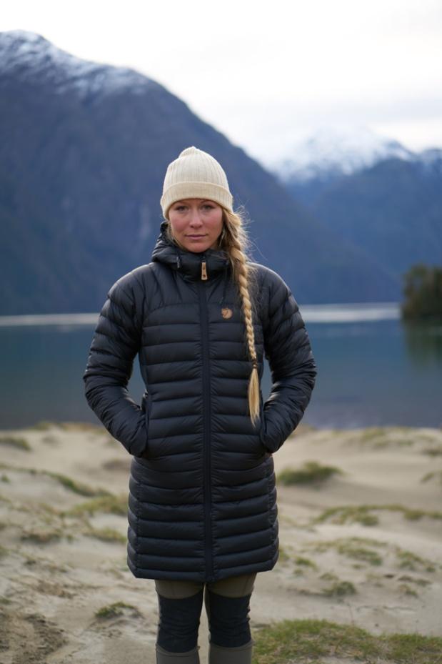 Keep Warm Fjallraven Winter Jacket Wishlist Ariebea